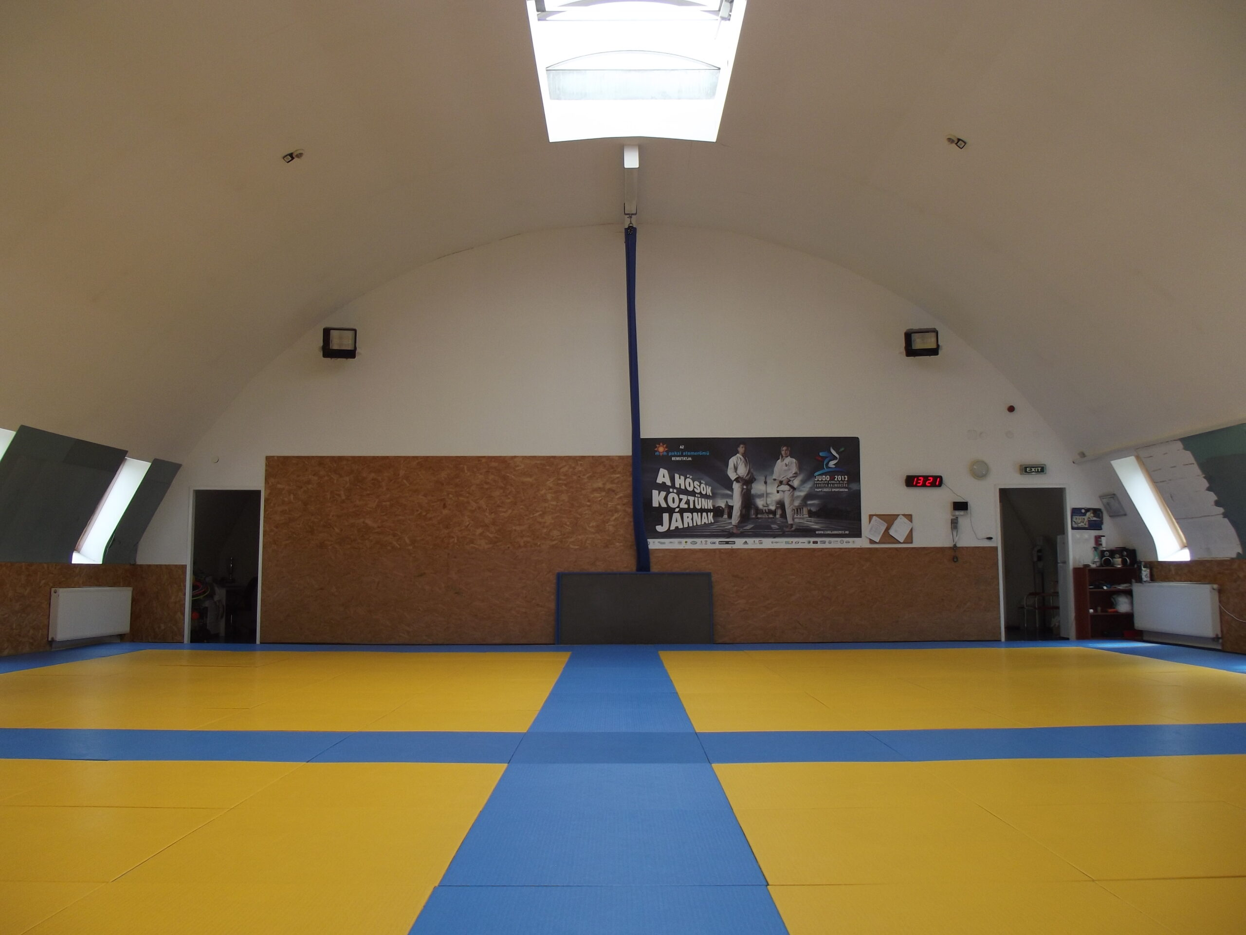 Judo terem